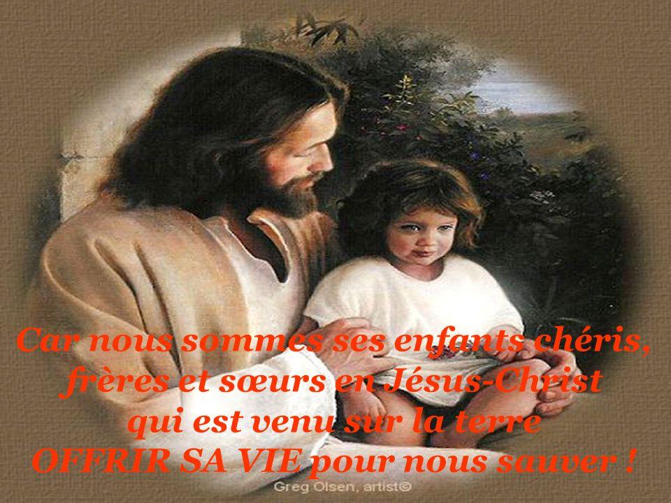 Oh non ! ce nest pas pour elle-même que Marie désire cela, mais seulement par amour pour nous, et en réponse à lAmour de Dieu afin que Sa Gloire soit
