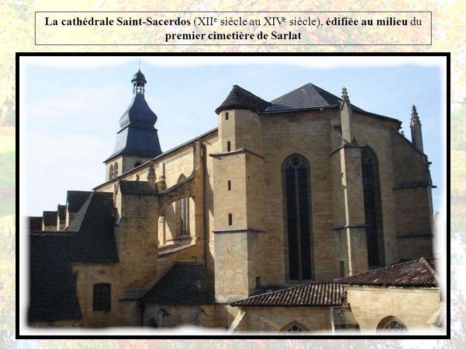 Capitale du Périgord noir, aux confins des causses du Quercy, cette cité historique est un site touristique majeur, renommé pour sa parure monumentale