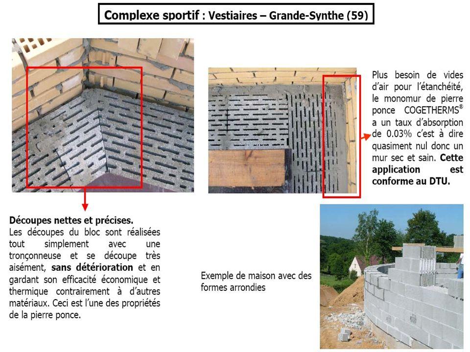 Composition Composition Le Monomur Est Constitu De  Pierre Ponce
