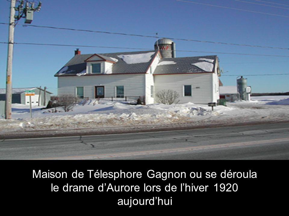 Lautopsie fut faite le 13 février 1920, dans le sous-sol de la sacristie de l église de Fortierville, par le médecin légiste, le docteur Albert Marois, 59 ans, de Québec, aide par le docteur Lafond de Parisville.