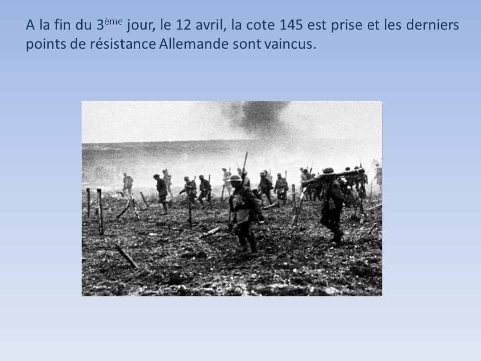 Le 87 ème bataillon de la 4 ème division est sérieusement accroché par des nids de mitrailleuses. Il perd 50% de ses hommes.