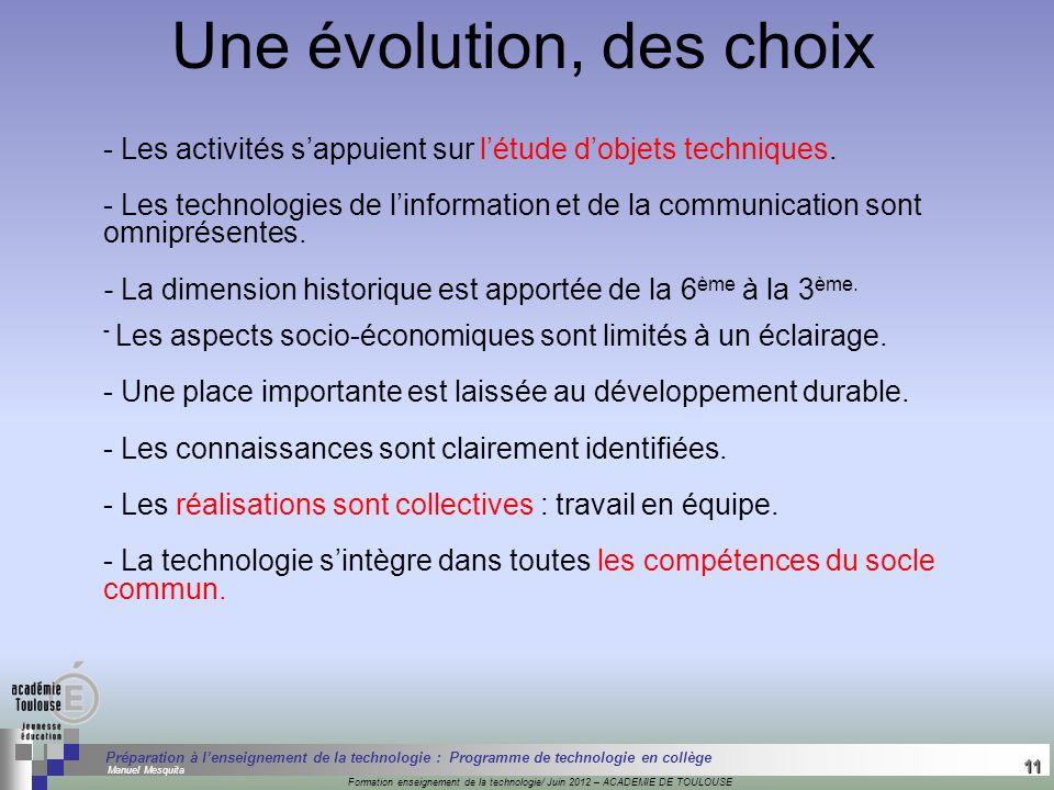 11 Séminaire « Définition de Produits » : méthodologie de définition dune pièce GREC INITIALES Formation enseignement de la technologie/ Juin 2012 – A