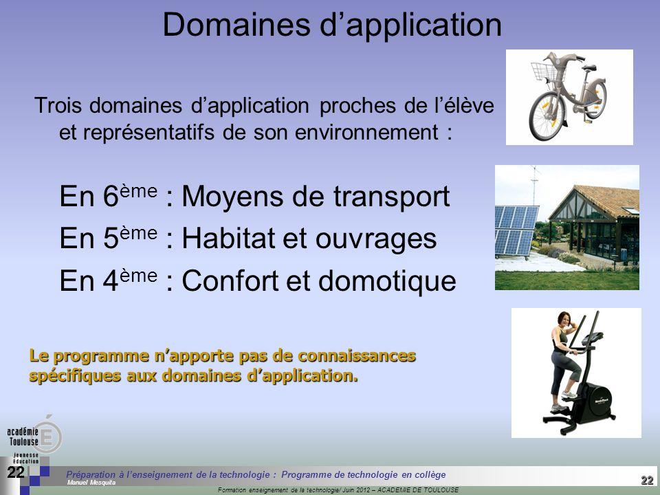 22 Séminaire « Définition de Produits » : méthodologie de définition dune pièce GREC INITIALES Formation enseignement de la technologie/ Juin 2012 – A