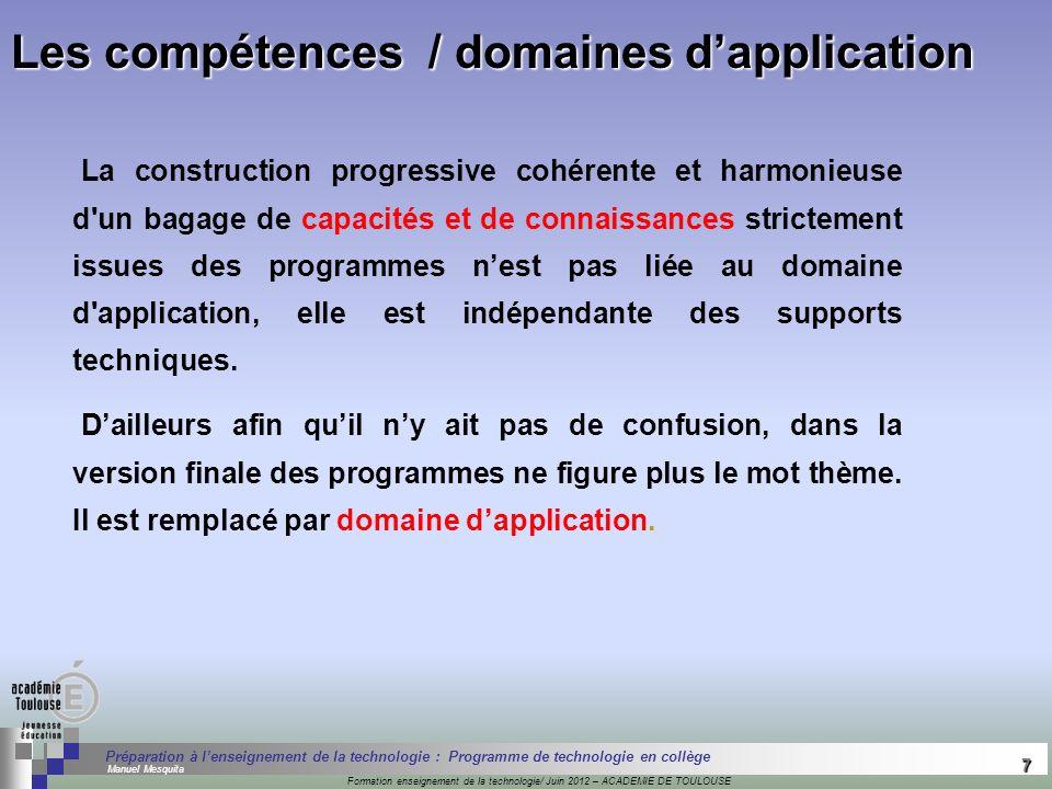 7 Séminaire « Définition de Produits » : méthodologie de définition dune pièce GREC INITIALES Formation enseignement de la technologie/ Juin 2012 – AC