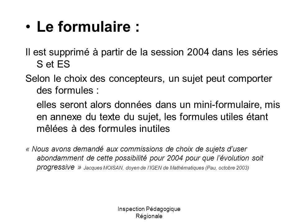 Inspection Pédagogique Régionale Questions ouvertes … (4) Comment évaluer des questions ouvertes au baccalauréat S .