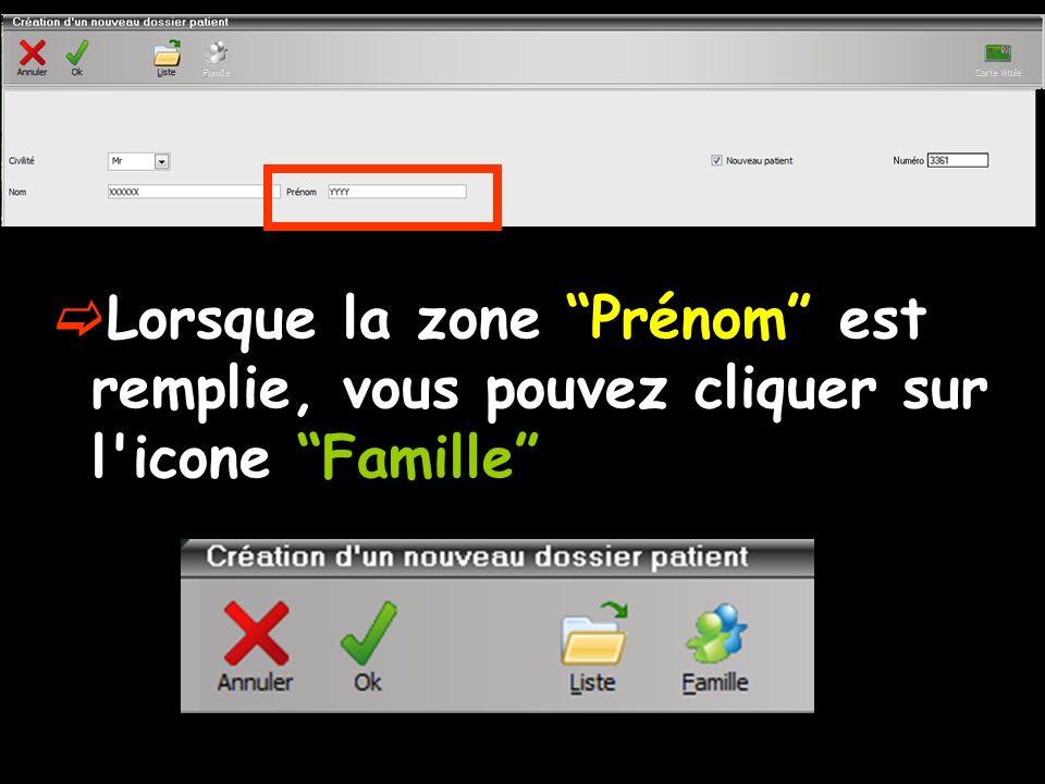 Procédure 1 3 Données insérées Clic pour insertion de données 2 Pointeur où lon veut insérer 4