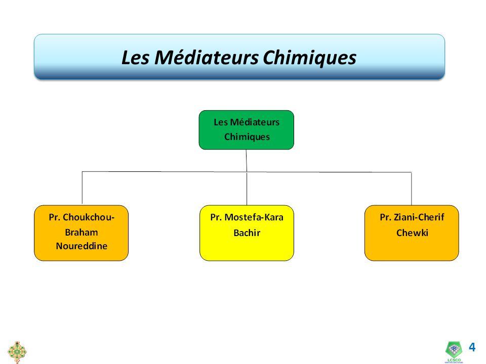 4 Les Médiateurs Chimiques