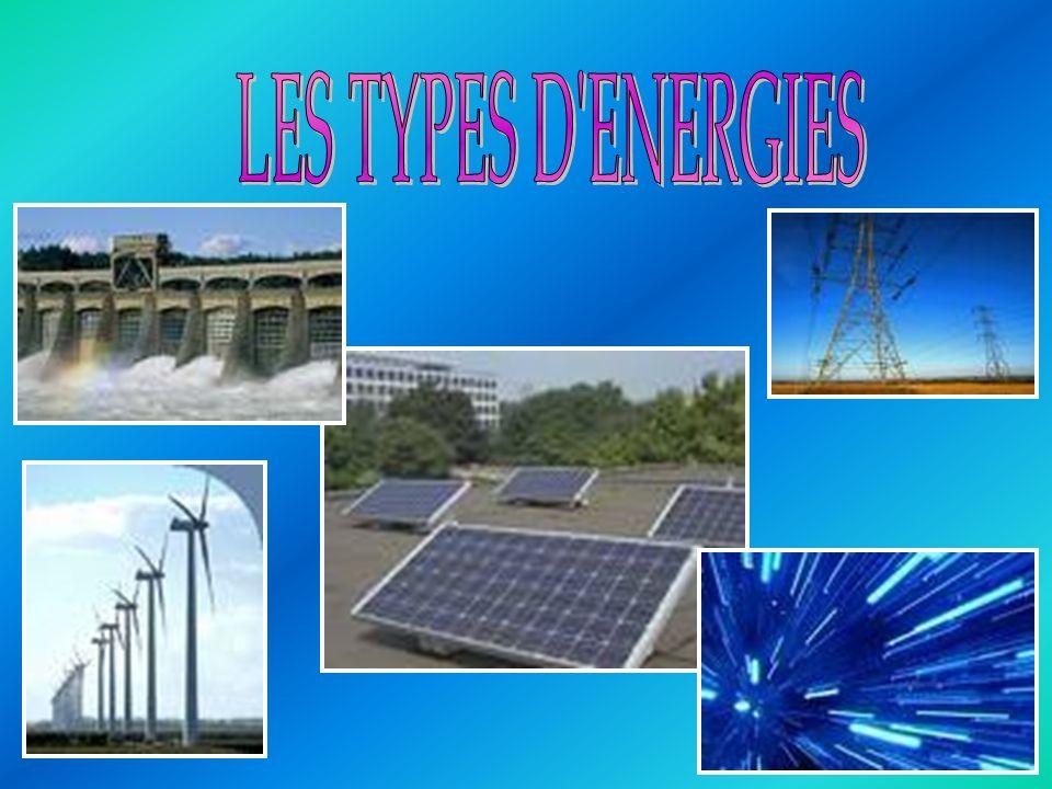 LES ÉNERGIES RENOUVELABLES.Leurs sources dénergie se renouvellent assez rapidement.