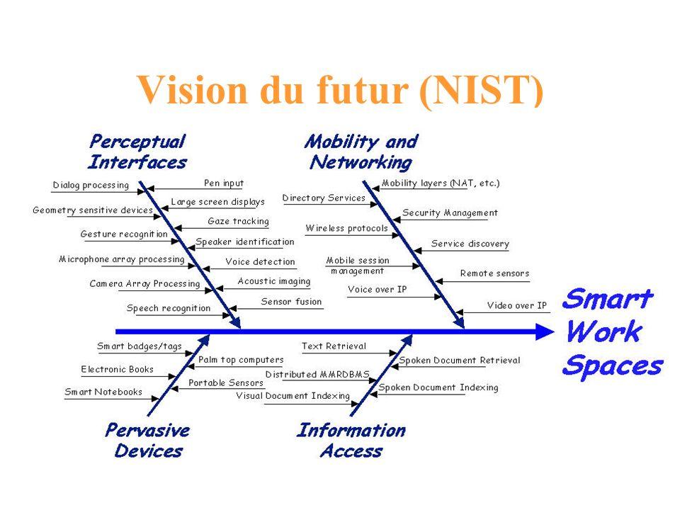 Vision du futur (NIST)