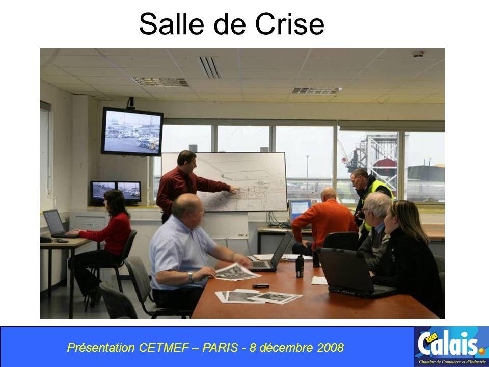 Salle de Crise