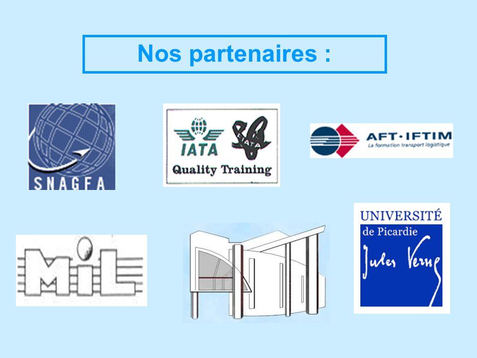 Nos partenaires :