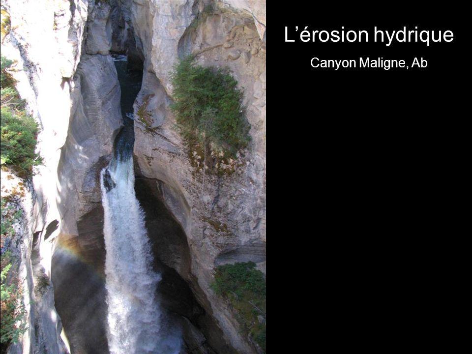 Lérosion Exemples dagents dérosion: Cours deau Glaciers Changements de température Vents Végétation Pluies acides