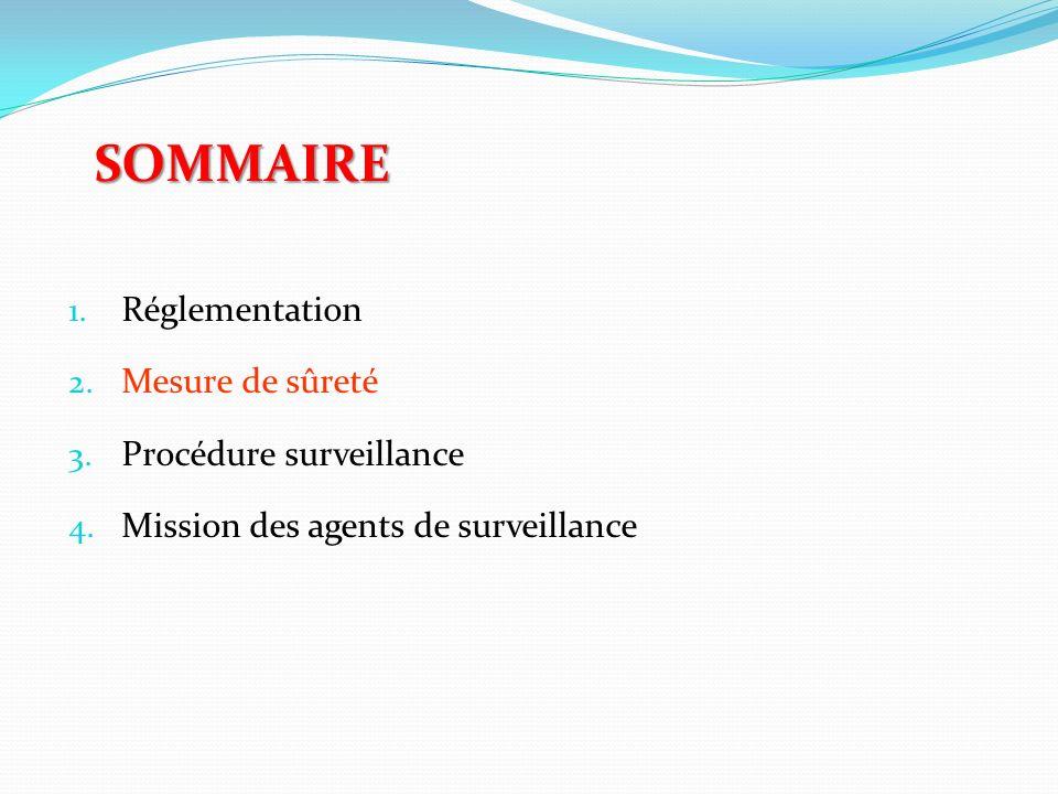 Le compte rendu : Pour lagent de surveillance, la vigilance et le compte rendu sont des armes absolues.