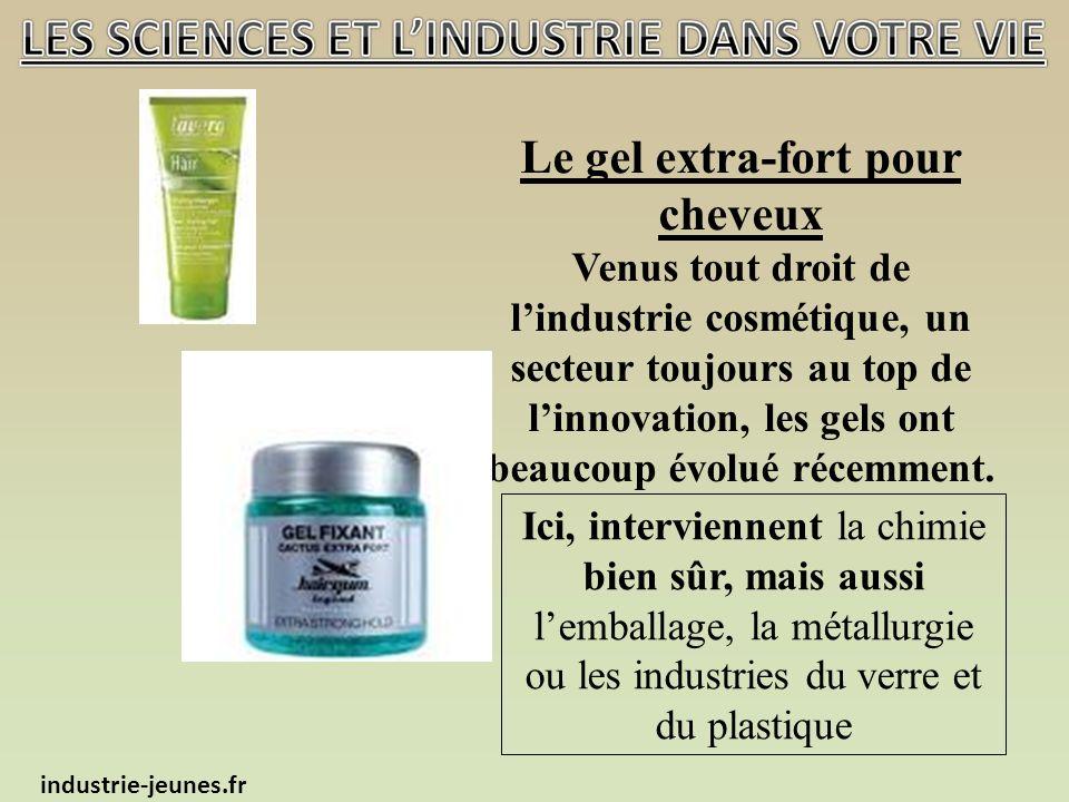 Le gel extra-fort pour cheveux Venus tout droit de lindustrie cosmétique, un secteur toujours au top de linnovation, les gels ont beaucoup évolué récemment.
