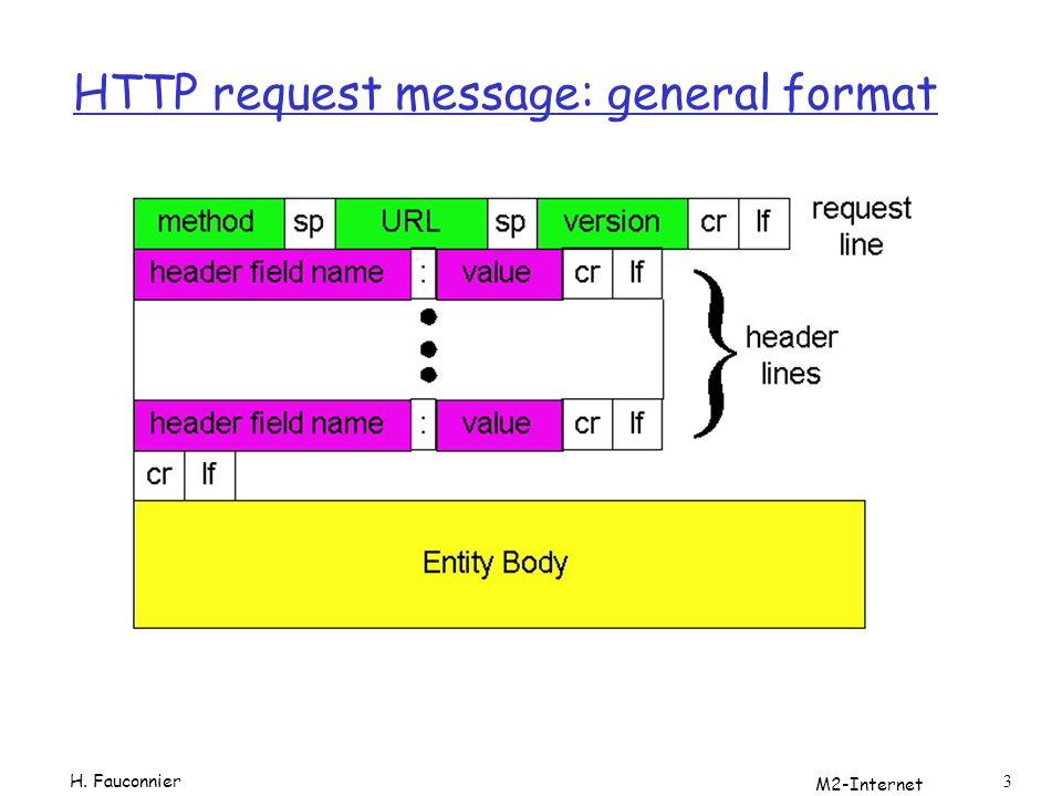 M2-Internet 34 Variables d environnement r SERVER_SOFTWARE Le nom et la version du serveur HTTP répondant à la requête.