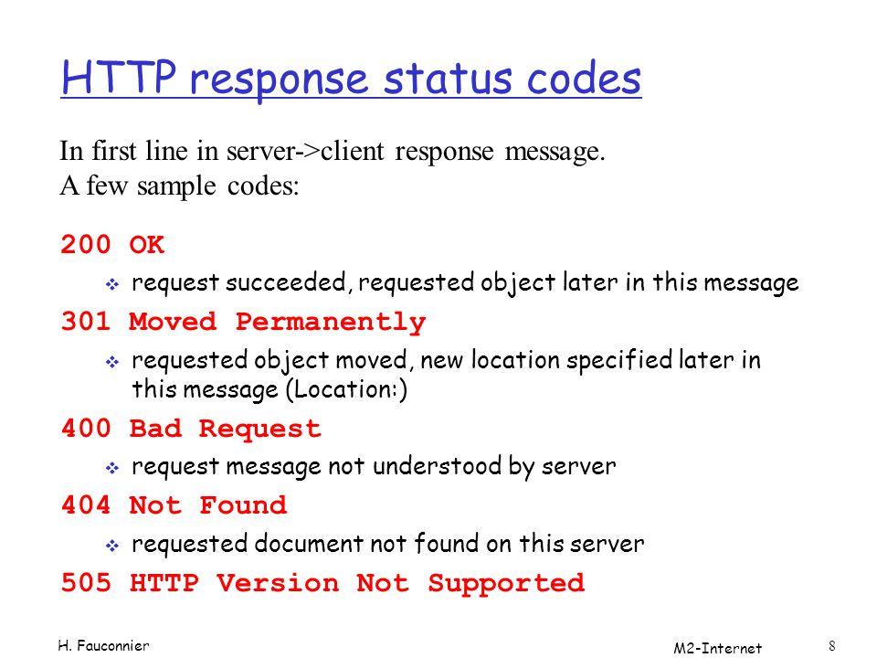 M2-Internet 49 Php r On est ici côté serveur: les balises sont interprétées par le serveur (apache par exemple) et servent à générer la page html reçue par le client r Mais surtout php permet d accéder aux variables d environnement d utiliser de nombreuses fonctionnalités sessions, paramètres etc.