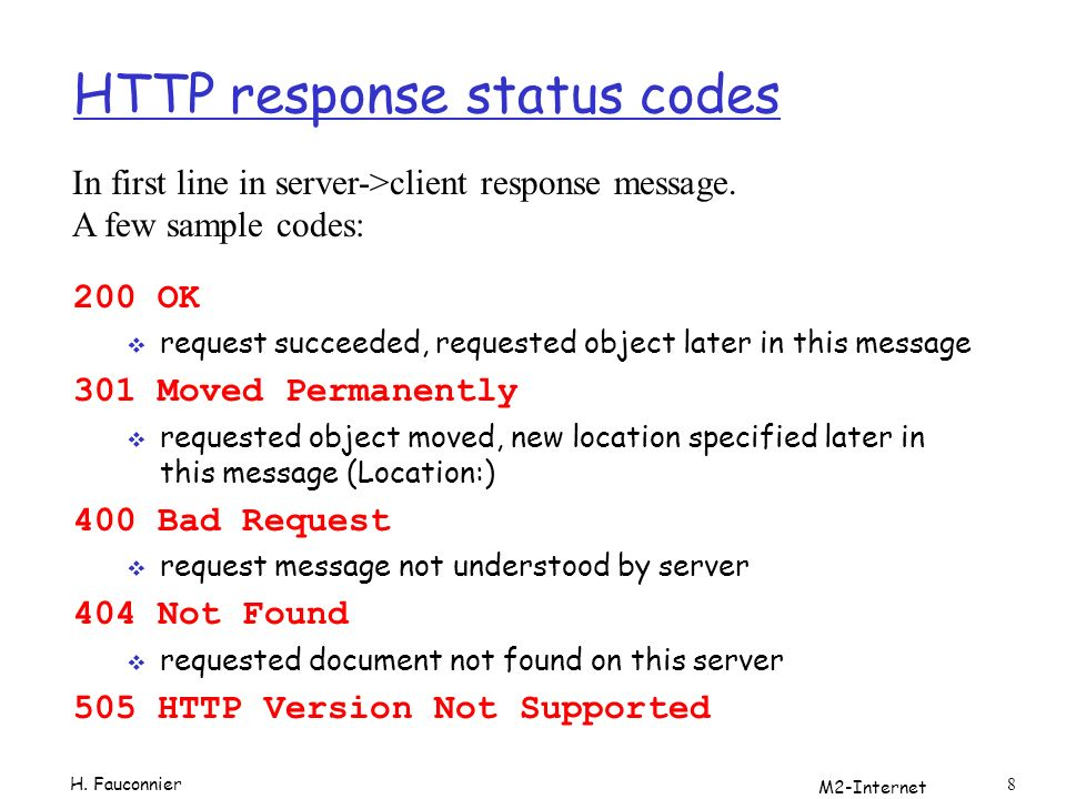 M2-Internet 29 Exemple r en shell: date.cgi #!/bin/sh tmp=`/bin/date` echo Content-type: text/html\n Script Cgi La date courante sur le serveur est $tmp l URL affichera la date http://localhost/cgi-bin/date.cgi H.