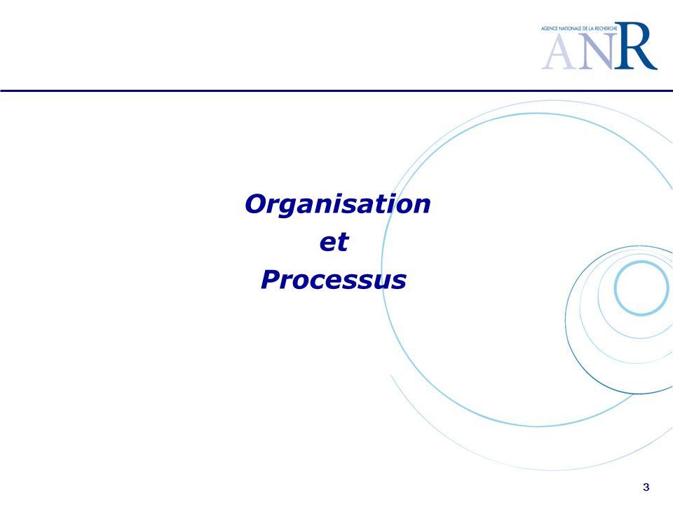 3 Organisation et Processus