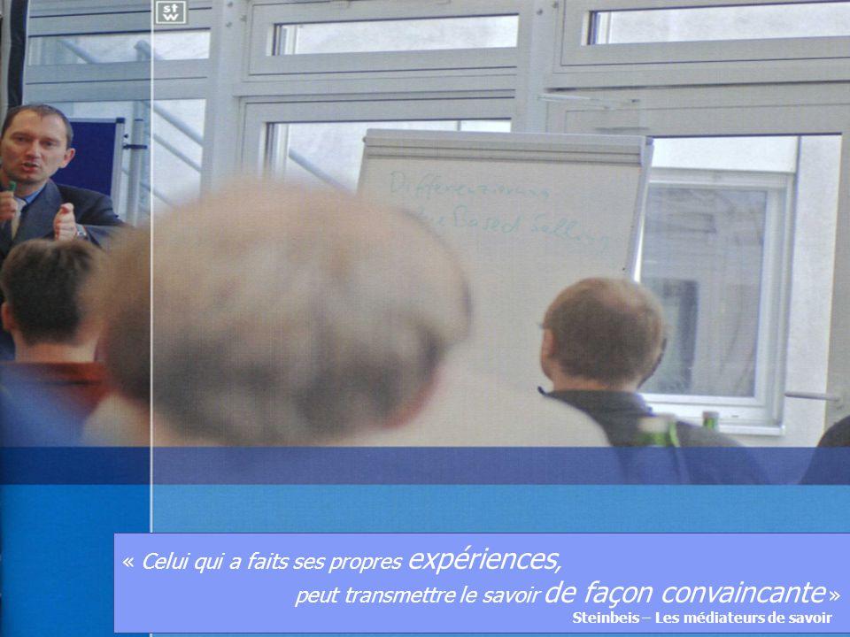 Centre de formation professionnelle de Sulzbach Société de promotion ARL CTS Computational Engineering