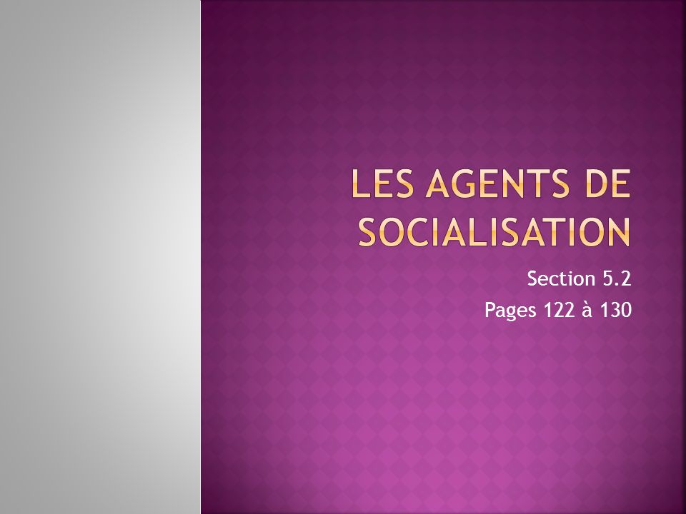 Lecture des pages 122 à 123 Lhistoire dAnne Lhistoire de Geneviève Visionnement dun clip YouTube
