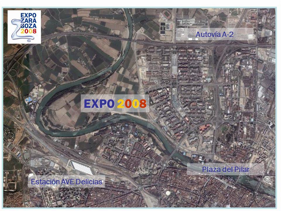 Leau et le développement durable EXPO ZARAGOZA 2008