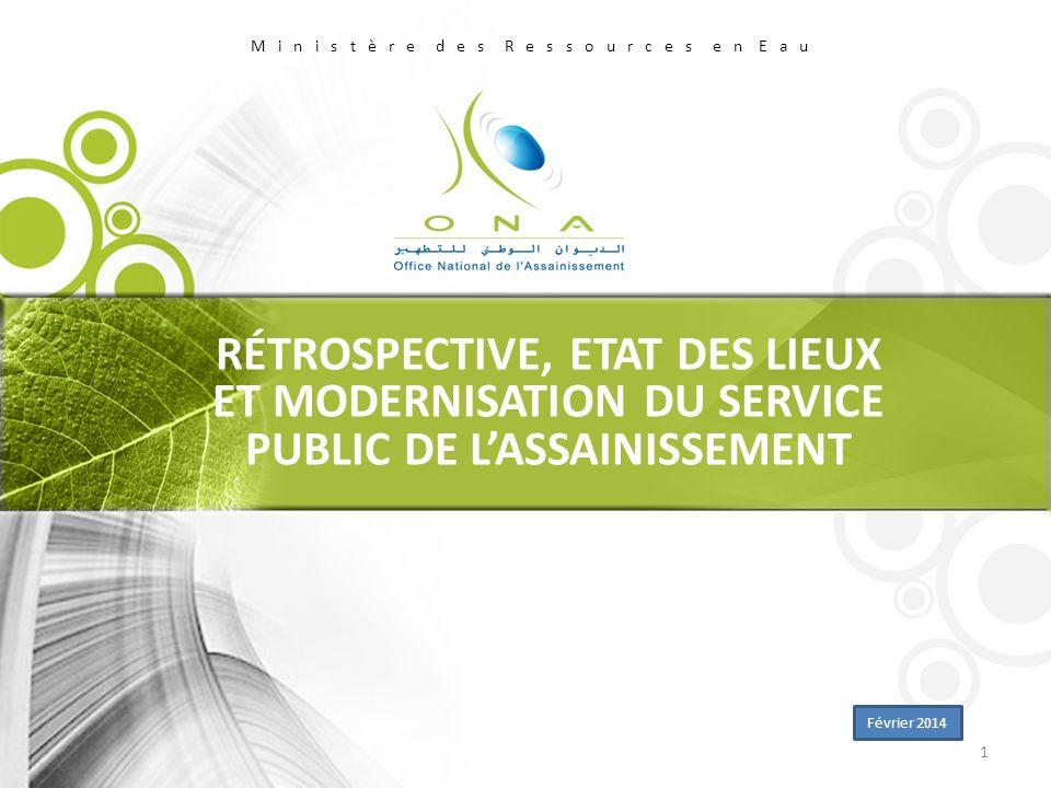 Maîtrise par l ONA de lecueil de la réglementation des marchés publics et du pilotage des projets.