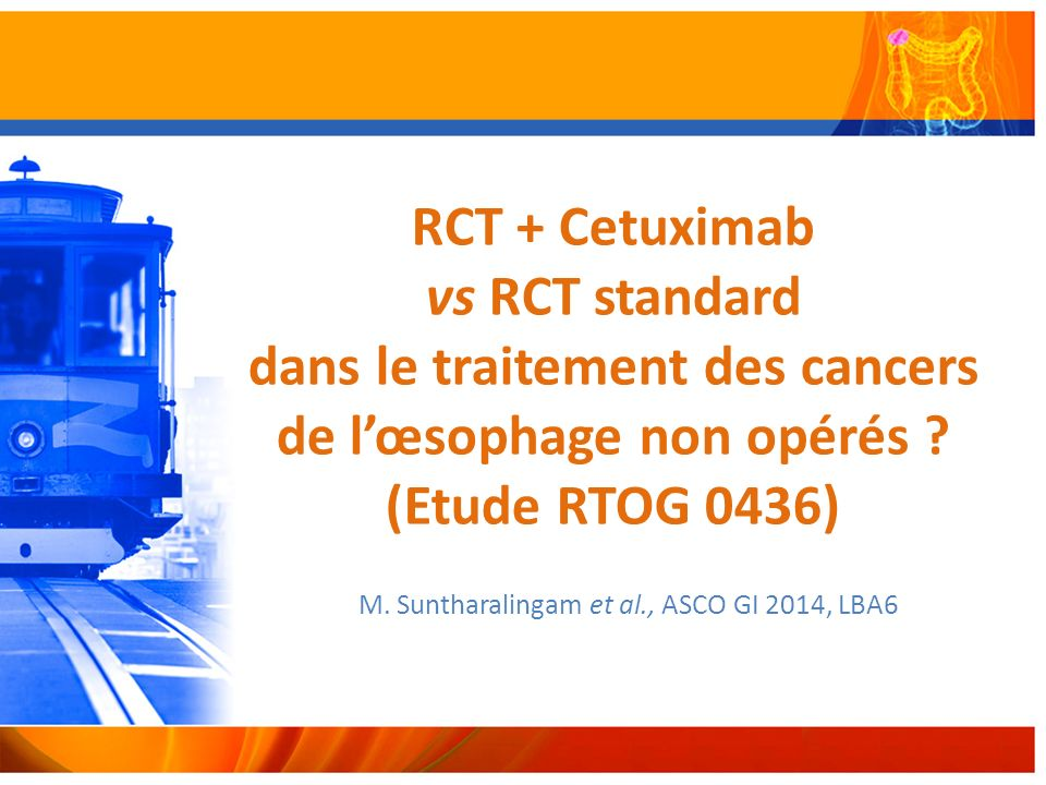 Evénements n/N (%) médiane (mois) 95%-CI FOLFIRI + Cetuximab 18/19 (94,7%) 7,85,1 - 10,8 FOLFIRI + Bevacizumab 15/19 (78,9%) 13,34,9 - 28,9 12243648 Mois depuis début du traitement 0 0.0 0.25 0.75 1.0 Probabilité de survie 60 0.50 72 19 N° at risk 9 5 3 1 1 1 0 1 HR 1,61 (95% CI : 0,80 - 3,25) Log-rank p=0,18 FIRE 3 :Mutation PIK3CA et SSP S.