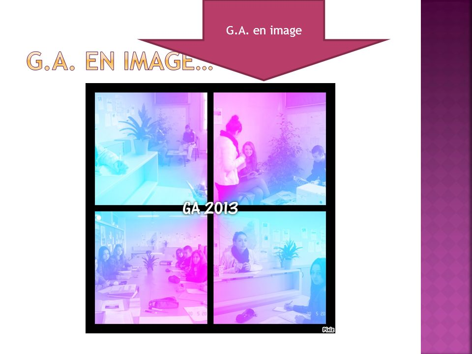 G.A. en image