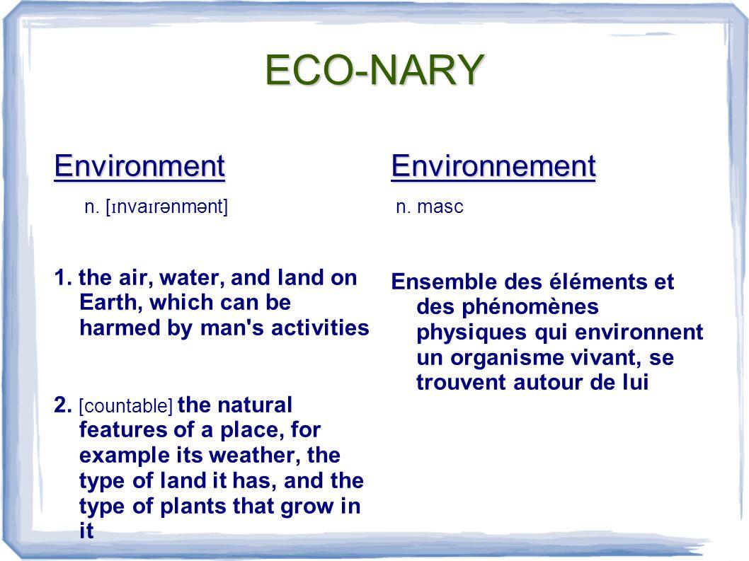 ECO-NARY Pesticide n.