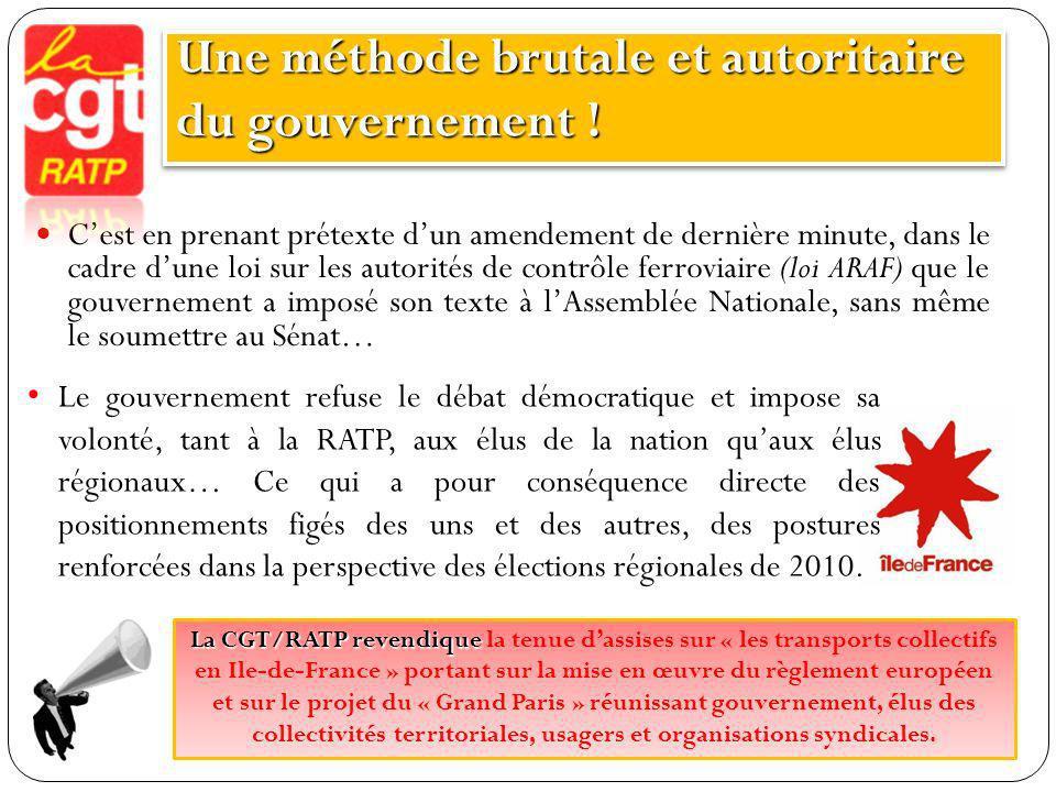 Le projet de «Grand Paris» du gouvernement porte notamment : Sur la création dun réseau de transport en mode lourd (métro/train/RER) automatisé, de plus de 130 km reliant les pôles de compétitivité, les centres daffaires et les aéroports de lÎle-De-France.