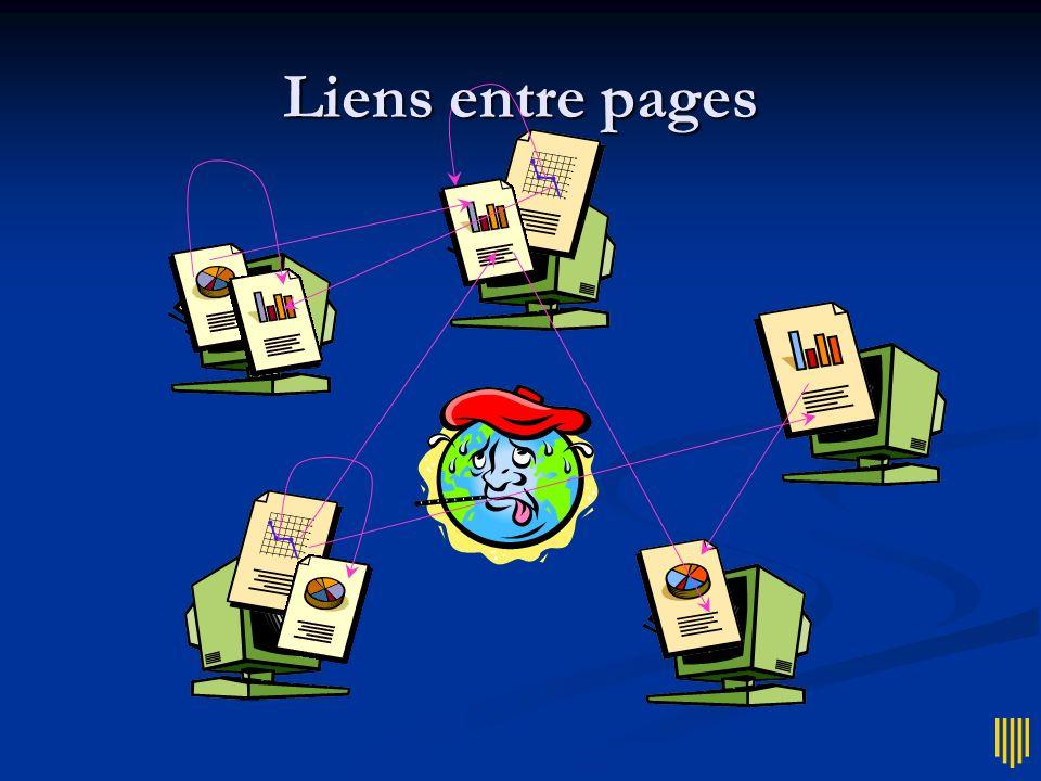 Hypertexte Inventé au CERN en 1990...
