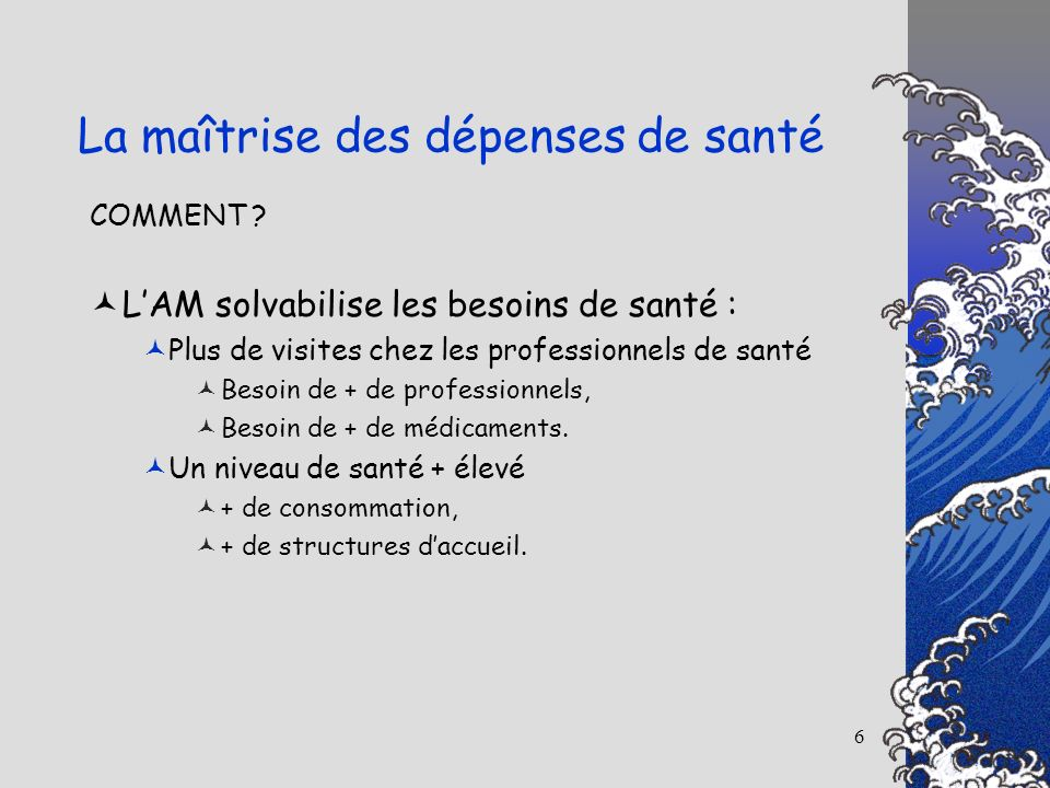 27 Les laboratoires de biologie médicale privée En France : (1/1/07) : 10 000 biologistes, 8000 pharmacien, 2000 médecins.