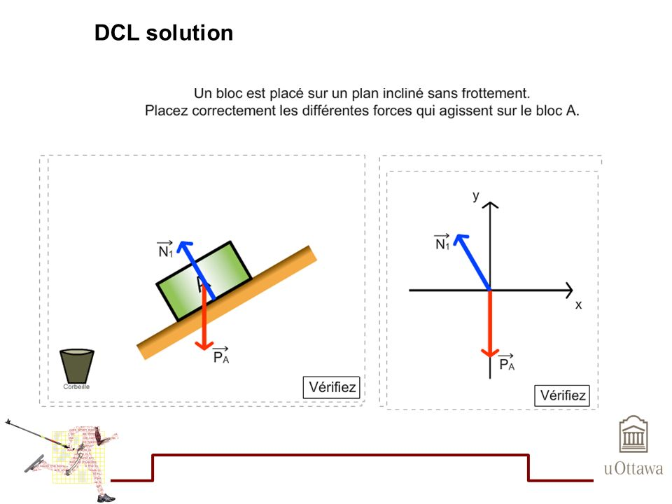 DCL solution