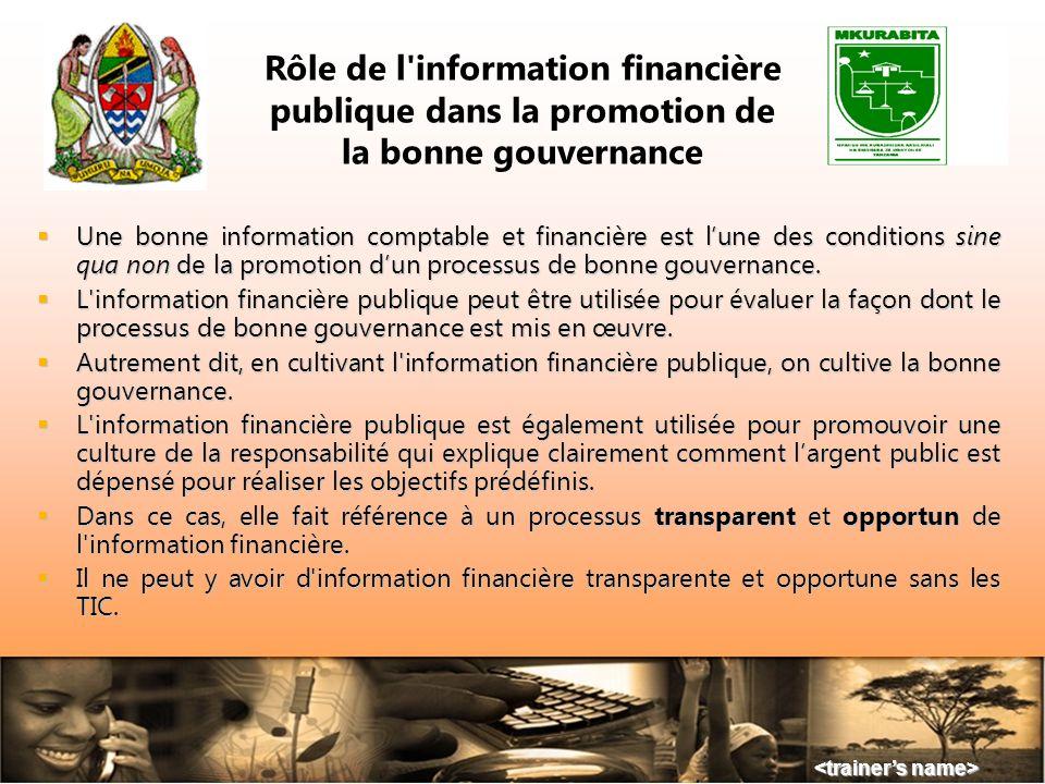 La transparence implique que les décisions soient prises et que leur mise en œuvre se fasse dans le respect des règles et des règlements. La transpare