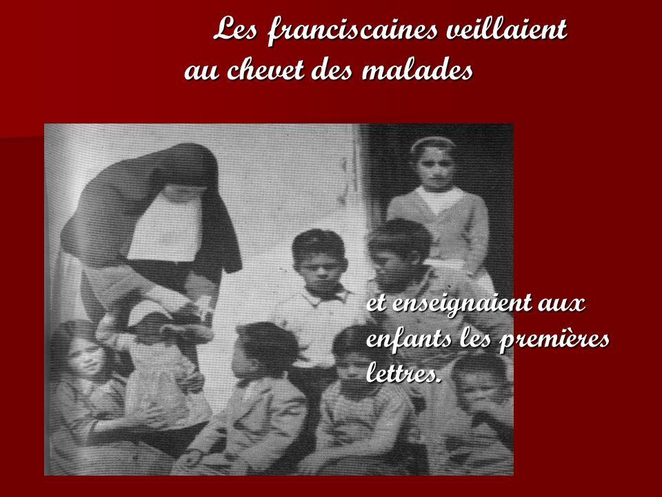 Les religieux prêtres s adonnaient aux ministères pastoraux bien modestes; les coadjuteurs, aux travaux domestiques.
