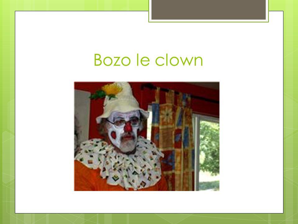 Bozo le clown