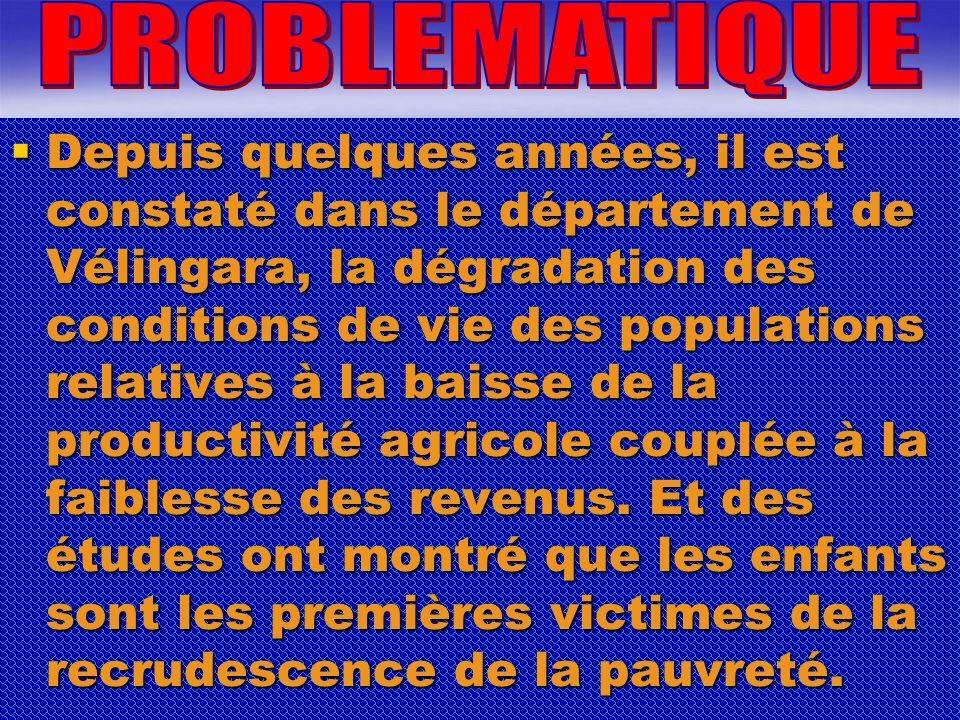 HISTORIQUE Depuis 1993, dans la ligne de sa mission dœuvre sociale et en réponse à la situation de malnutrition, qui place la Région de Kolda en tête du taux de malnutrition le plus élevé du Sénégal ; La Congrégation des Sœurs de Saint Charles sest engagée résolument à la lutte contre la malnutrition dans le département.