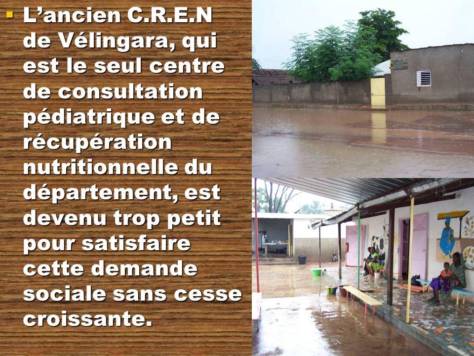 Depuis Depuis quelques années, il est constaté dans le département de Vélingara, la dégradation des conditions de vie des populations relatives à la baisse de la productivité agricole couplée à la faiblesse des revenus.