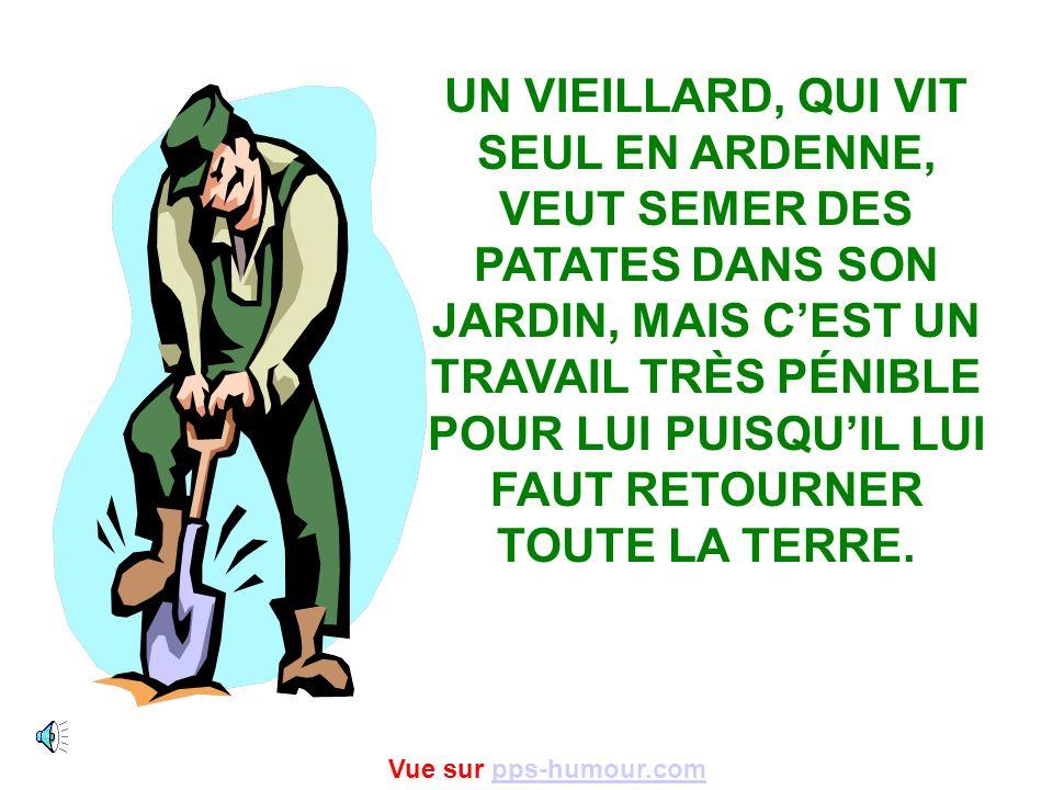 Antoine Vue sur pps-humour.compps-humour.com