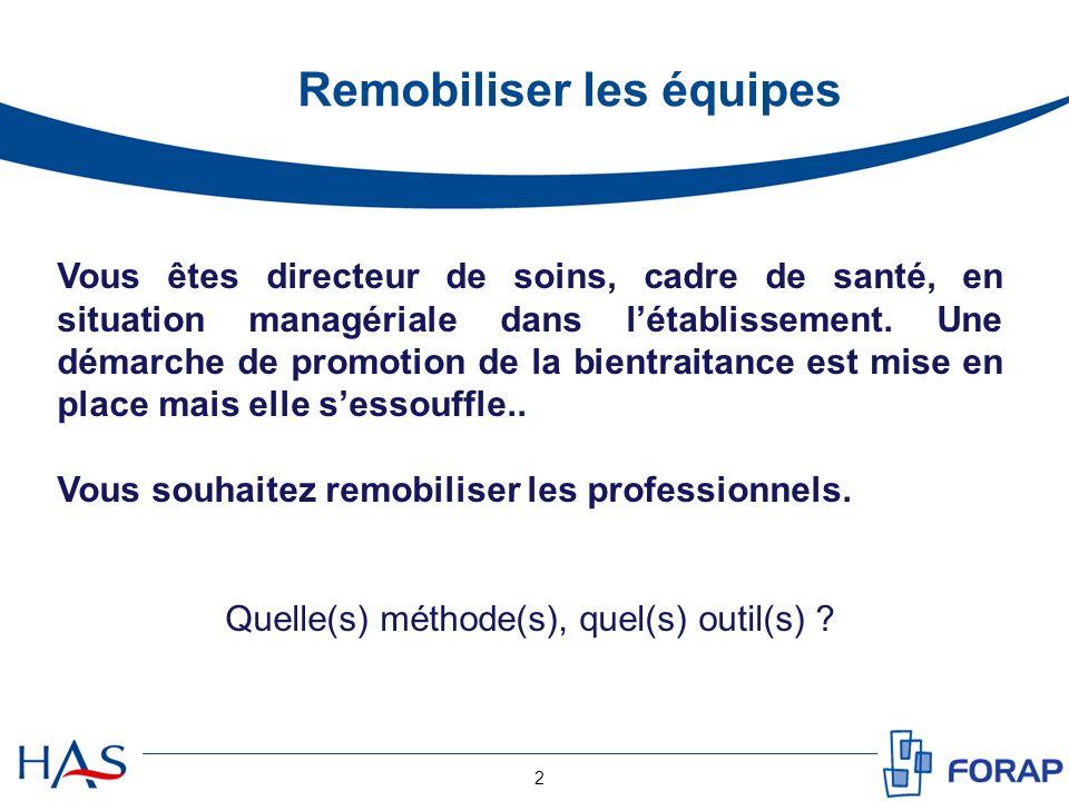 Méthode de mise en œuvre (1) Définition par chaque établissement de sa stratégie dutilisation de la charte en concertation avec les différentes instances de létablissement.
