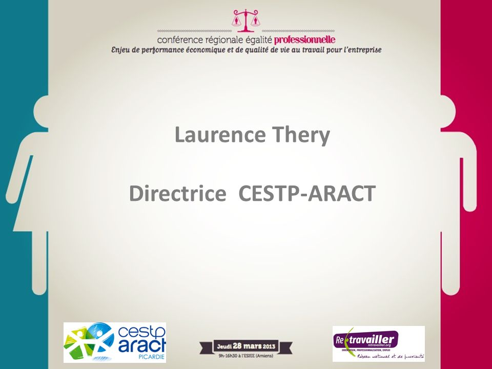 Laurence Thery Directrice CESTP-ARACT