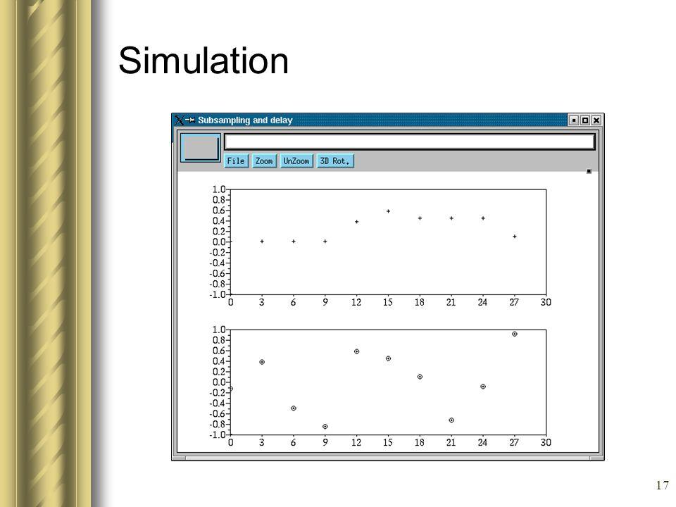 17 Simulation