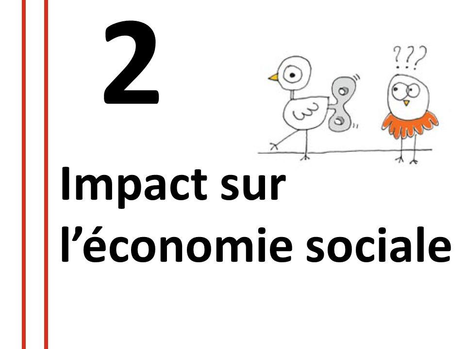 2 Impact sur léconomie sociale