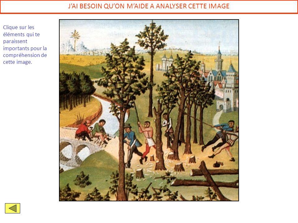 JAI BESOIN QUON MAIDE A ANALYSER CETTE IMAGE Clique sur les éléments qui te paraissent importants pour la compréhension de cette image.