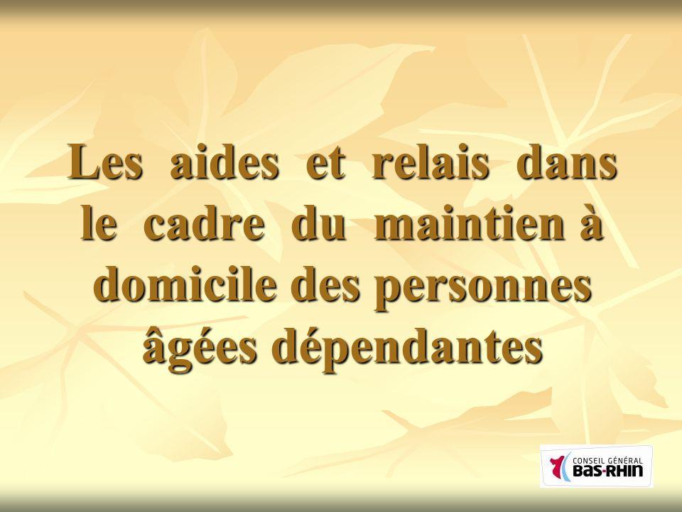 DEFINITION « Une personne âgée en perte dautonomie est une personne qui a besoin dêtre aidée pour laccomplissement des actes essentiels de la vie ou requiert une surveillance particulière »