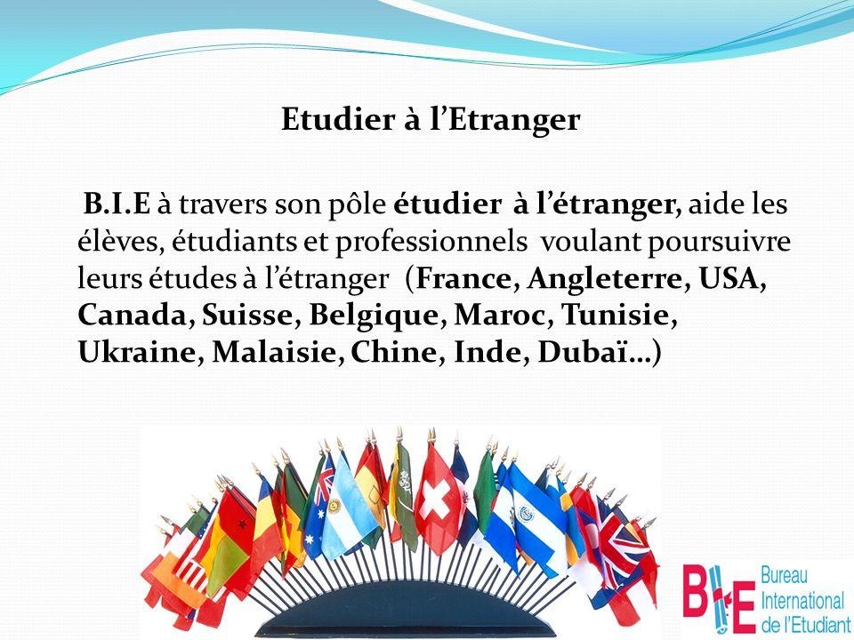 Etudier au Sénégal B.I.E aide les élèves, étudiants et professionnels à faire le bon choix parmi les écoles et universités existant au Sénégal.