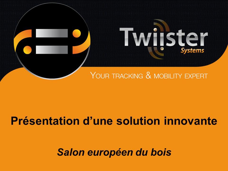 Présentation dune solution innovante Salon européen du bois