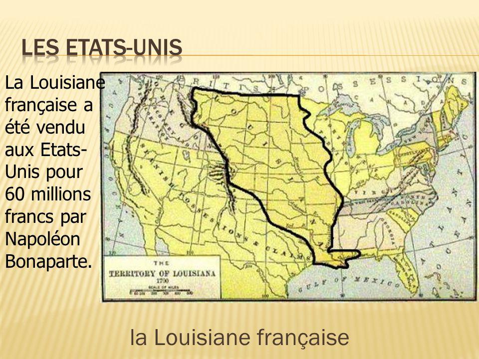 Villes américaines avec des noms français Belleville Illinois – nom des missionnaires français Des Moines – « monks » Iowa – « Ioway » peuples indigènes Eau Claire, Wisconsin Terre Haute, Indiana
