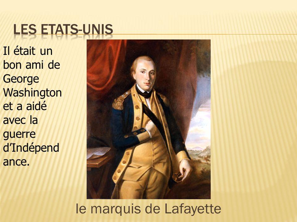 le comte de Rochambeau Aussi, il a aidé avec la guerre dIndépend ance.