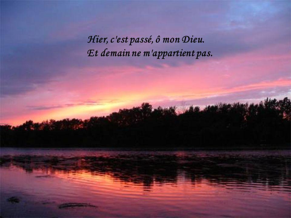 Le courage de vivre, aimer, dêtre aimé, un jour à la fois.